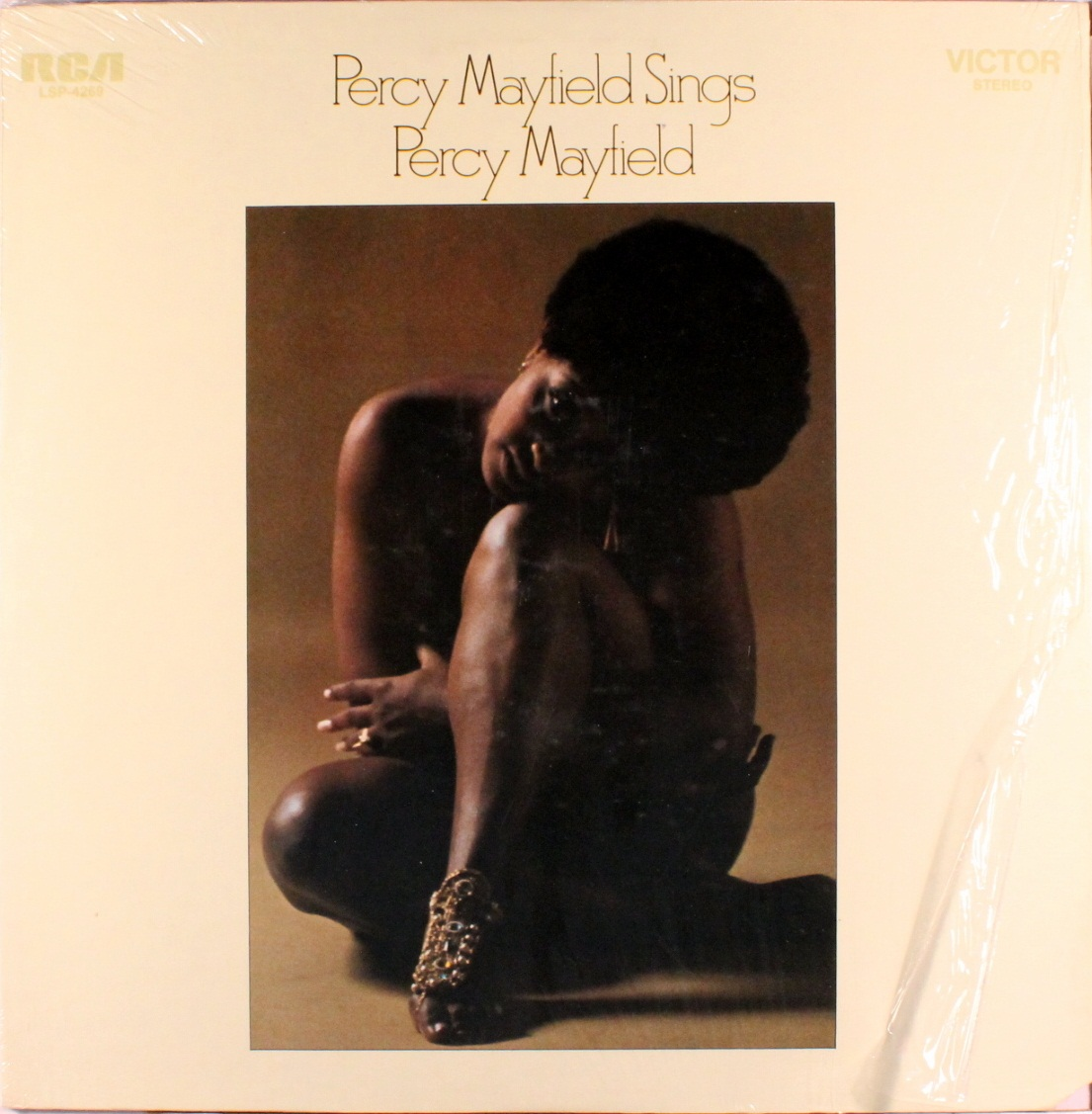 Percy Mayfield Sings