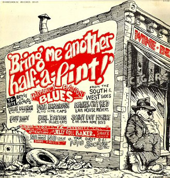 Give Me Another Half A Pint LP