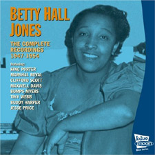 Betty Hall Jones