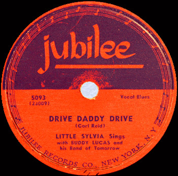 Little Sylvia: Drive, Daddy, Drive