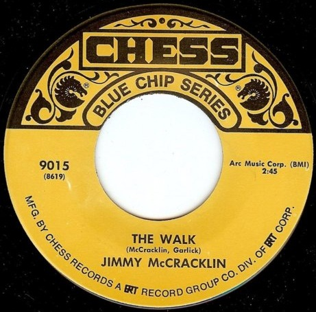 Jimmy McCracklin: The Walk
