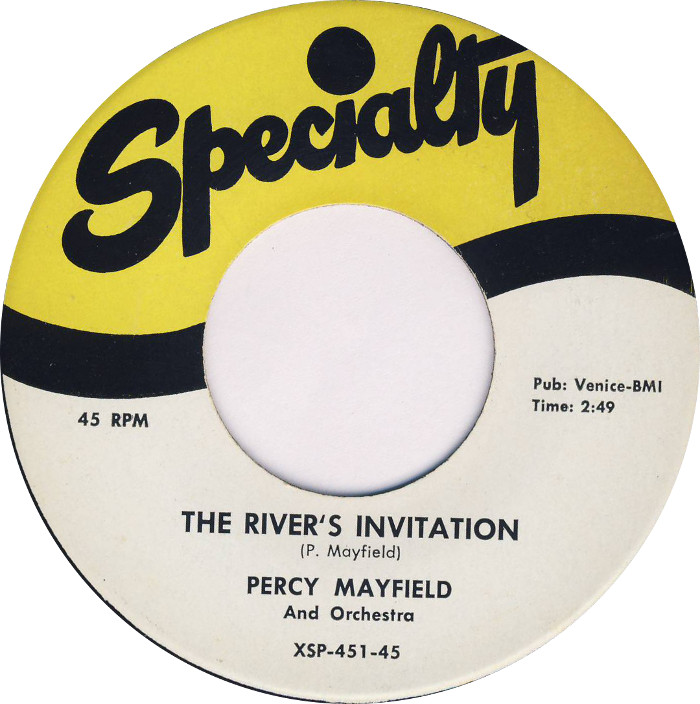 Percy Mayfield: River's Invitation