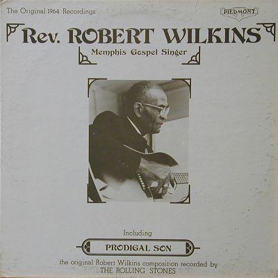 Robert Wilkins: Memphis Gospel Singer