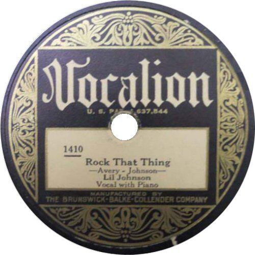 Lil Johnson: Rock That Thing