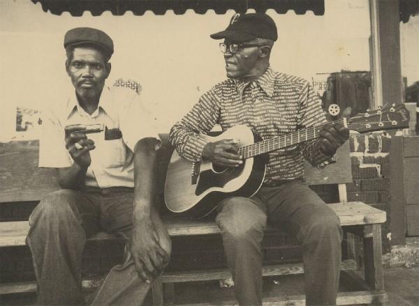 lWalter Horton & Jimmy DeBerry