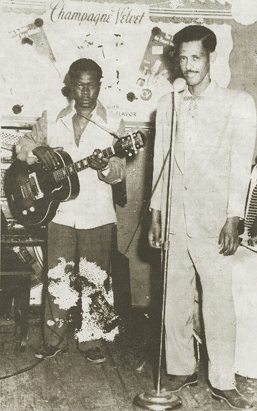 Willie Nix & Joe Willie Wilkins