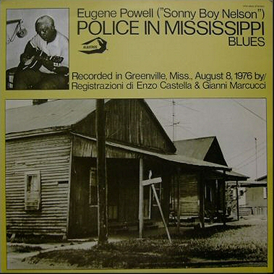 Eugene Powell: Police In Mississippi