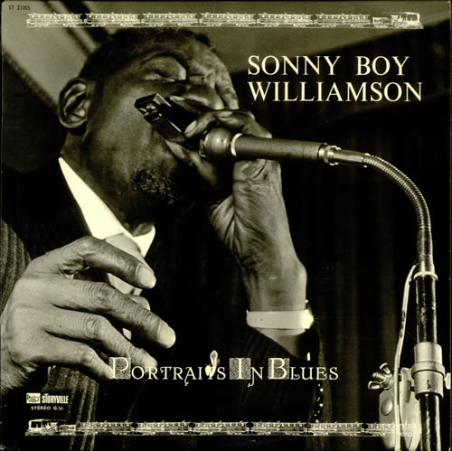 Sonny Boy Williamson:Portrait In Blues