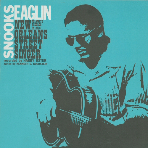 Snooks Eaglin: New Orleans Street Singer