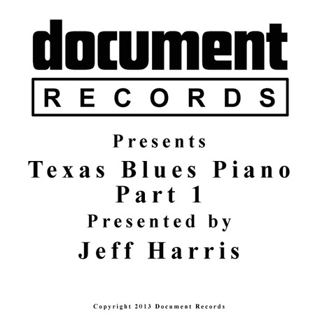 Texas Piano Part 1