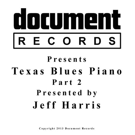 Texas Piano Part 2