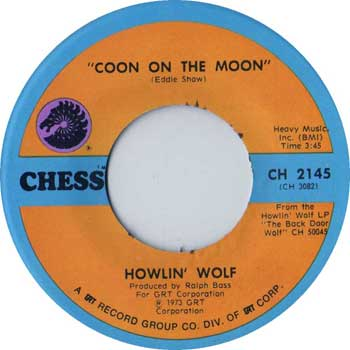 Howlin' Wolf - Coon On The Moon