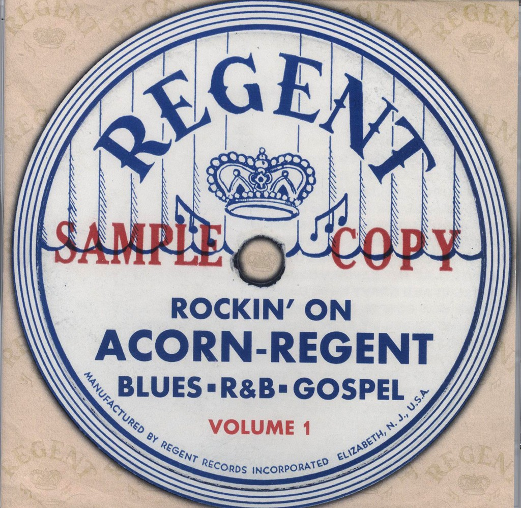 Rockin On Acorn-Regent Vol. 1