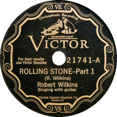 Robert Wilkins: Rolling Stone-Part 1