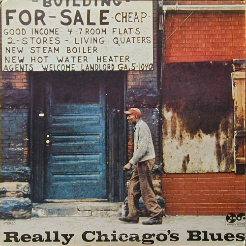 Really Chicago Blues